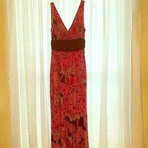 Floral maxi dress - London Style Collection size 6